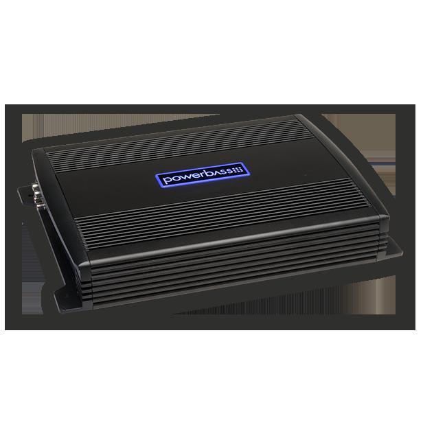 ASA3 600.1D Class-D 1ch Amplifier