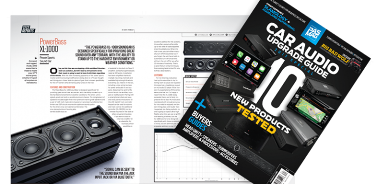 PowerBass XL-1000 Reviewed by PAS Mag