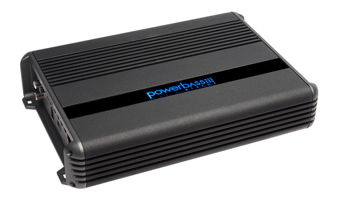 XMA-800D Mono Block Compact Amplifier