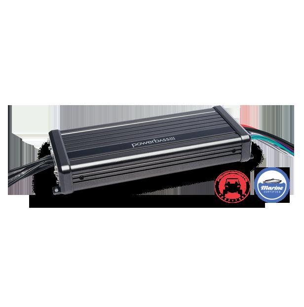 XL-4255MX 4ch PowerSport Amplifier
