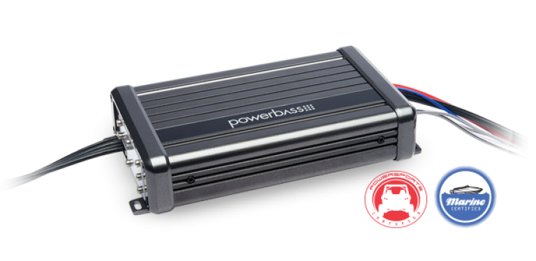 PowerBass XL-MX Series Amplifier Goes Swimming!