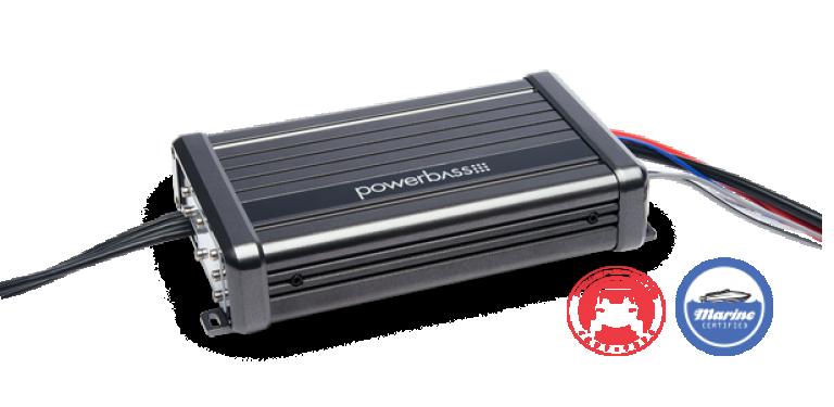 PowerBass XL-MX Series Amplifier Goes Swimming!