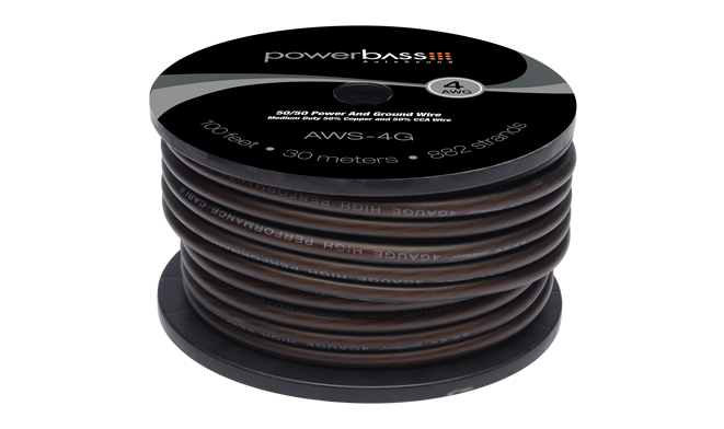 AWS-4G 4 AWG Ground Wire