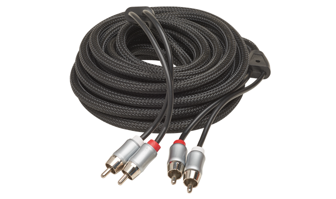 XRCA-174  17' Premium 4-Channel RCA Cables