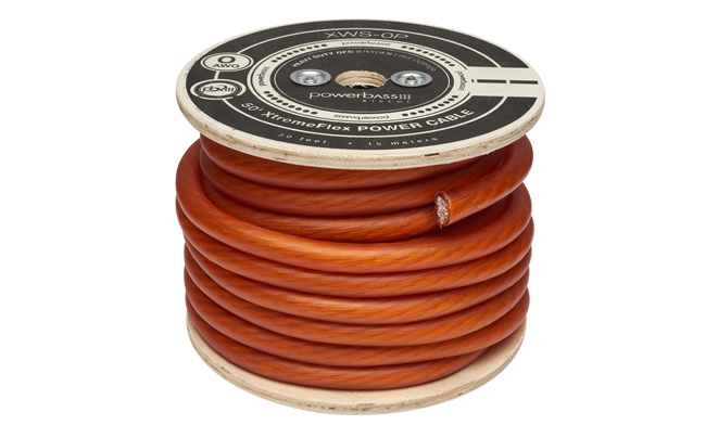 XWS-0P 0 AWG Power Wire
