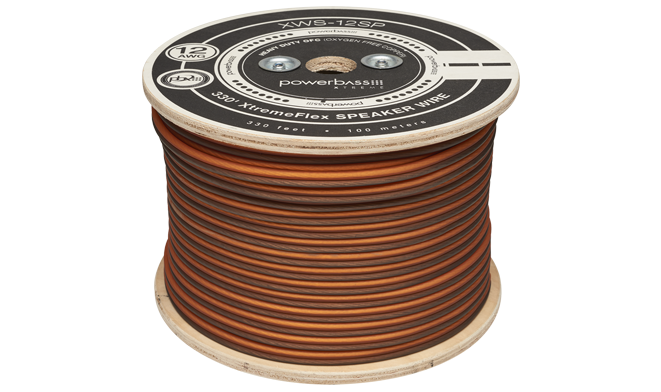 XWS-12SP 12 AWG Speaker Wire