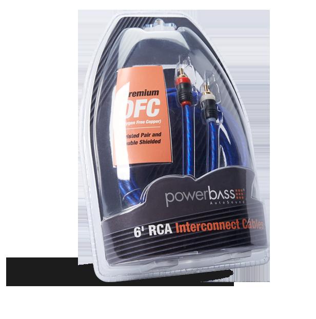 ARCA-6  6' RCA Cables
