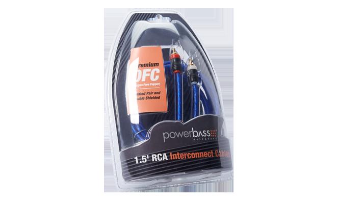 ARCA-1.5  1.5' RCA Cables