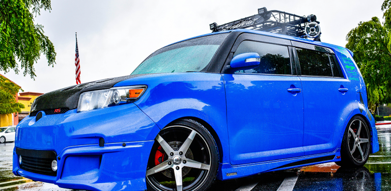 SOUNDWAVE - SCION XB