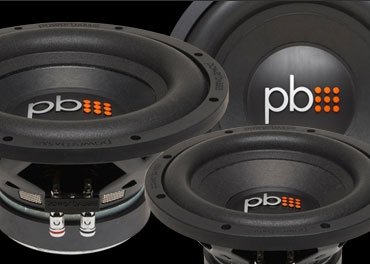 PowerBass audio products