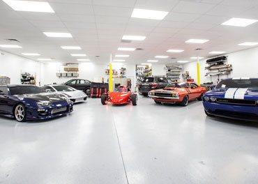 PowerBass garage